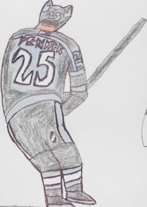 Dustin Penner por armattock